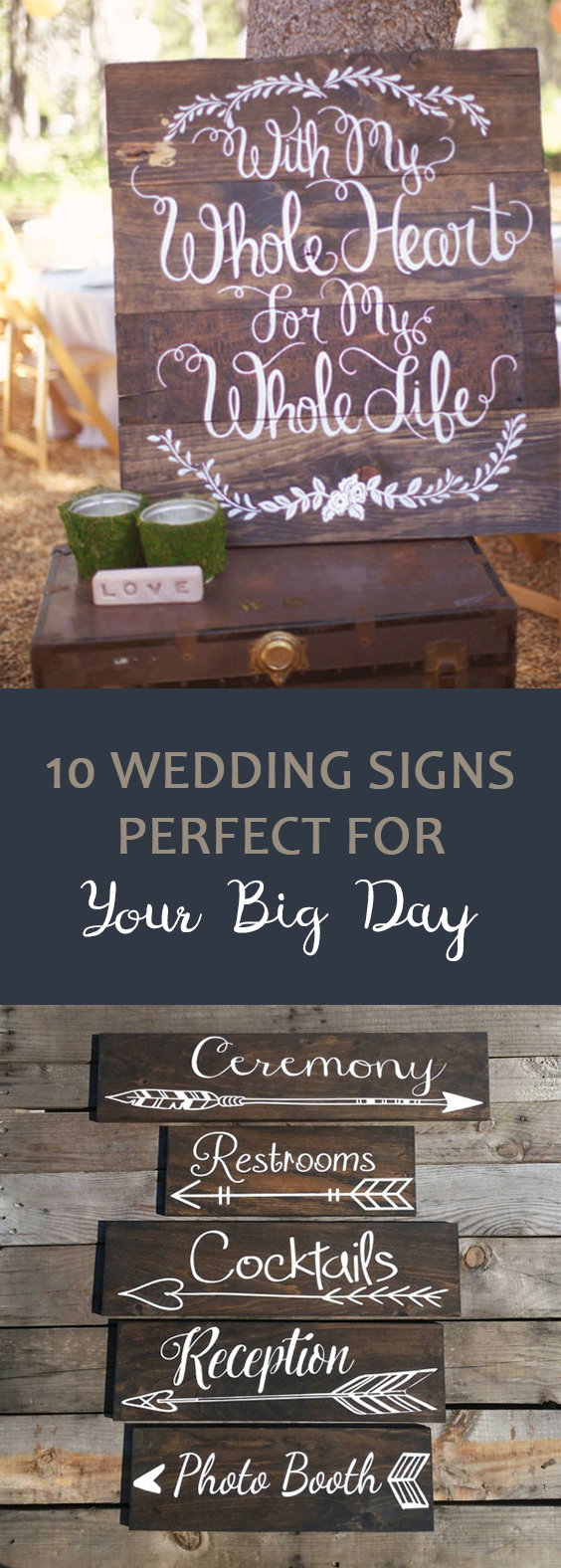 Wedding signs, wedding DIYs, wedding DIY, wedding DIY projects, homemade wedding signs, popular pin, DIY wedding, home wedding, wedding DIY, wedding decor, decorating for your wedding reception, unique wedding reception decor. #diywedding #weddingreception #wedding #weddingsigns #diyweddingsign #diydecor
