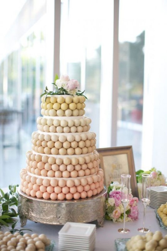 Wedding Cake Alternatives | Cake Alternatives | Wedding Cakes | Non-Traditional Wedding Cakes | Wedding Cake Alternative Ideas | Non-Traditional Wedding Cake Ideas | Cakes