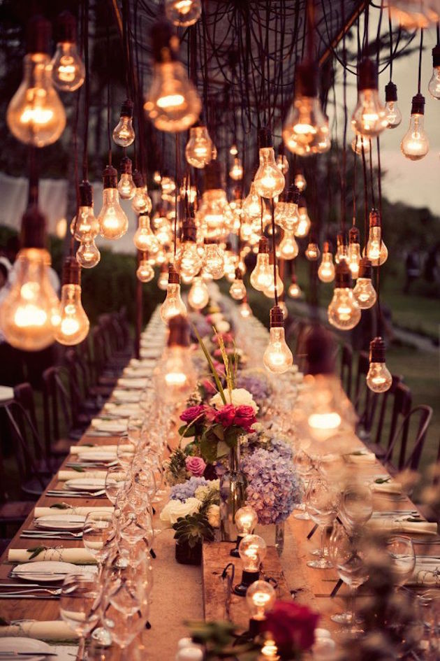 14 Illuminating Lighting Ideas (for Weddings!) - Oh My Veil-all things wedding-ideas tips and tricks : lighting for wedding - www.canuckmediamonitor.org