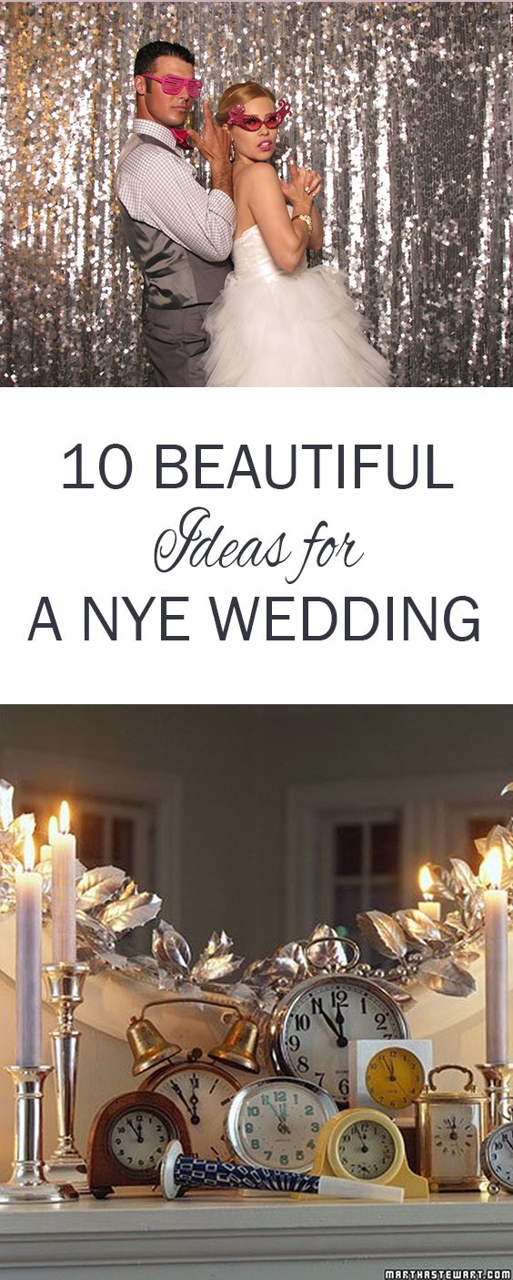 NYE Wedding, NYE, New Years Eve, Wedding, New Years Eve Weddings, popular pin, Dream Wedding, Wedding Decor Ideas, Wedding Themes