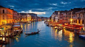 Affordable honeymoon destinations- Europe (Venice)
