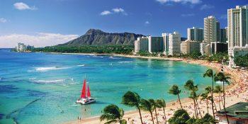 Affordable honeymoon destinations-Hawaii