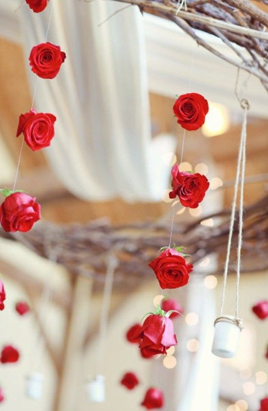 20 Decorations Perfect For A Valentine S Day Wedding Oh My Veil