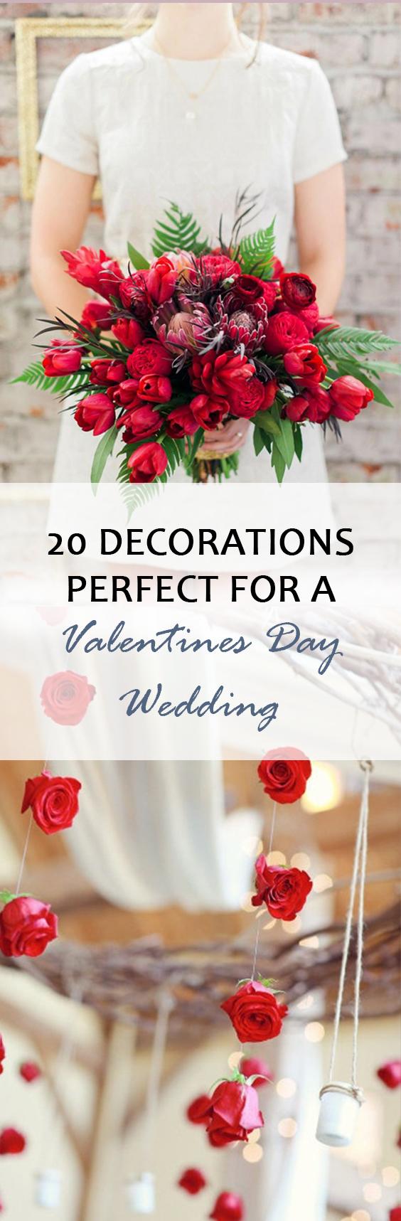 Valentines day, Valentine's Day Wedding, Wedding Decor, Wedding Decor tips, DIY Wedding, popular pin, Dream Wedding, Dream Wedding Decor
