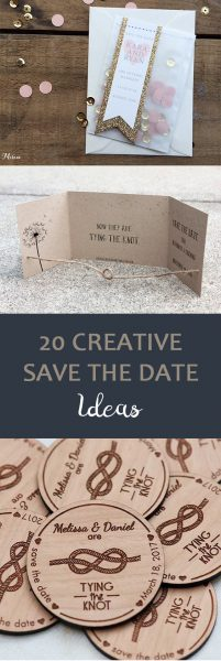 Save the Date Ideas | Save the Dates | Wedding Save the Dates | Wedding Planning | Wedding Planning: Save the Dates
