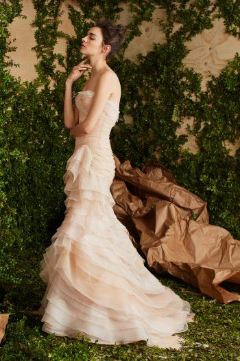 Bridal Fashion Week, Fashion Week, 2017 Spring Fashion Week, Bridal Trends, 2017 Bridal Trends, Wedding Dress Trends, Spring Wedding Dress Trends