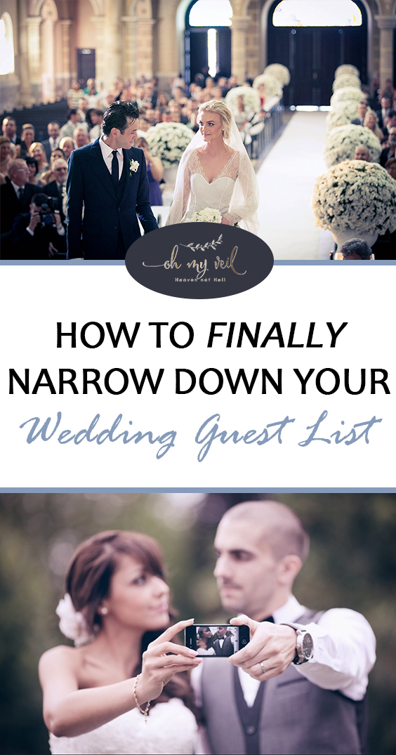 Wedding Guest List, Wedding Guest List Tips, Guest LIst Tips and Tricks, Wedding Guests, How to Pick Wedding Guests, Popular Pin