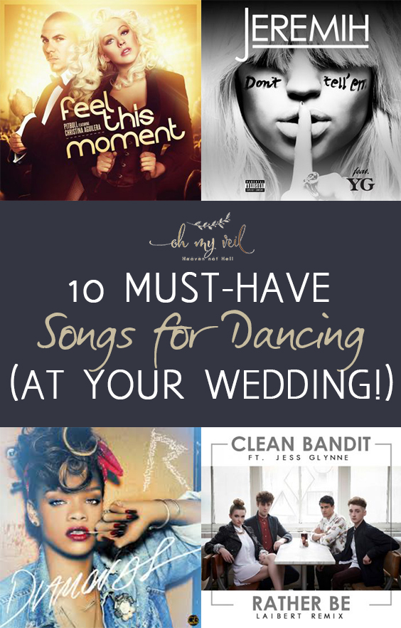 Wedding Songs, Wedding Playlist Ideas, Songs for Your Wedding, Songs To Dance To At Weddings, Weddings, Wedding Playlist, Wedding Music, Dream Wedding, Wedding Tips and Tricks, Popular Pin.