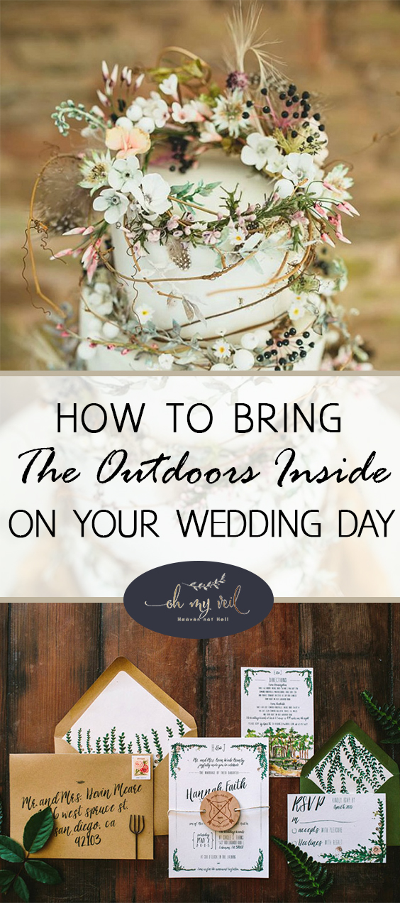 Outdoors Inside, Outdoors, Wedding Decor, Outdoor Weddings, Outdoor Wedding Decor, How to Decorate For Outdoor Weddings, Outdoor Wedding Tips and Tricks, Weddings, Dream Weddings, Pinterest Weddings, Easy Wedding DIYs