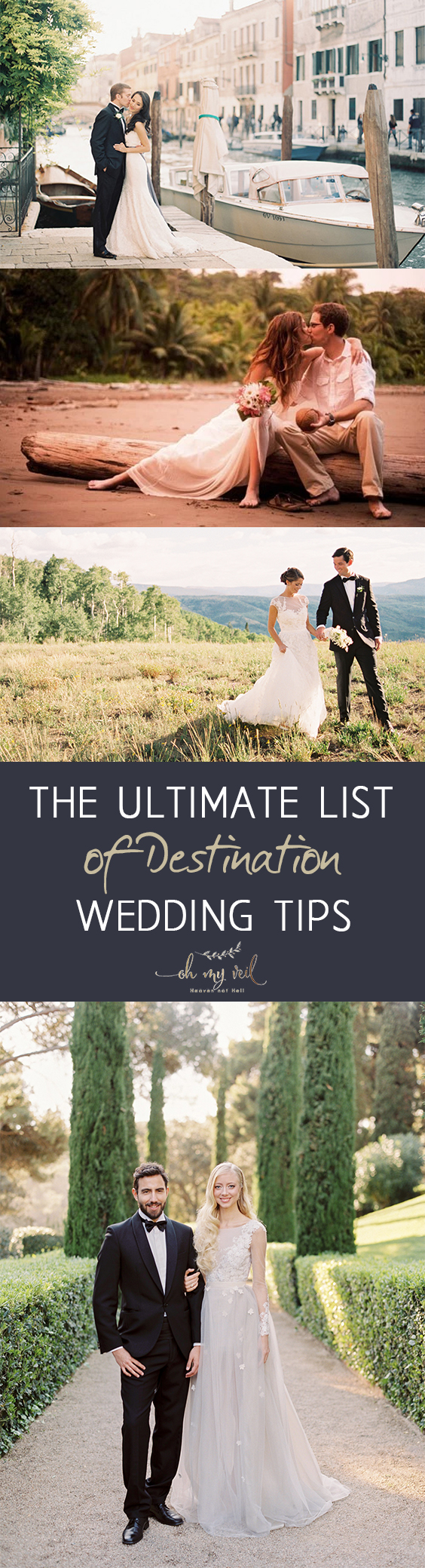 Destination Weddings, Destination Wedding Tips, Destination Wedding Must Haves, How to Throw A Destination Wedding, Wedding Tips, Wedding Hacks, Dream Destination Weddings, Popular Pin