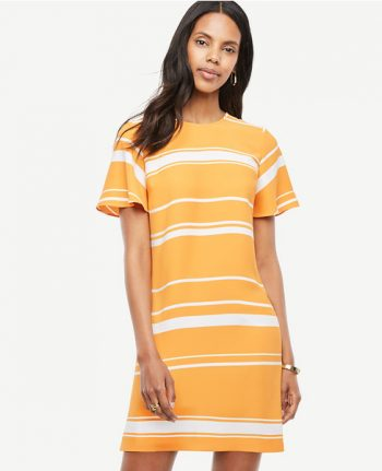 Striped Dress, Two Ways| Fashion, Women's Fashion, Spring Fashion, Spring Fashion Ideas, Fashion for Women, Womens Fashion for Spring, Dresses, Cute Dresses