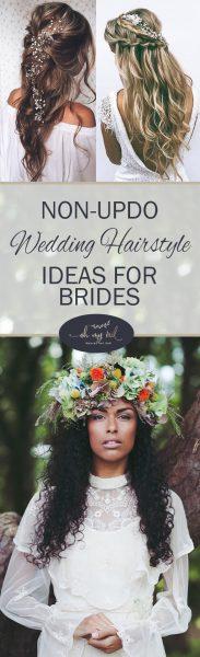 Wedding Hairstyle Ideas, Hairdos For Brides, Wedding Hairstyles, Wedding Hairdo, Wedding Updos, Long Hairstyles for Weddings, Wedding 101, Wedding Hacks