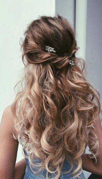 Wedding Hairstyle Ideas, Hairdos For Brides, Wedding Hairstyles, Wedding Hairdo, Wedding Updos, Long Hairstyles for Weddings, Wedding 101, Wedding Hacks