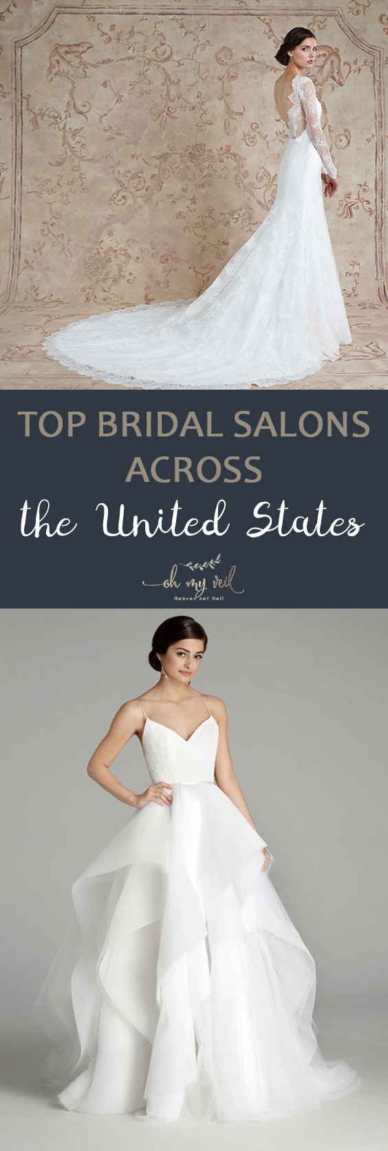 Top Bridal Salons | Bridal Salons Across the United States | Best Bridal Salons | Bridal Salons | Bridal | Wedding Planning
