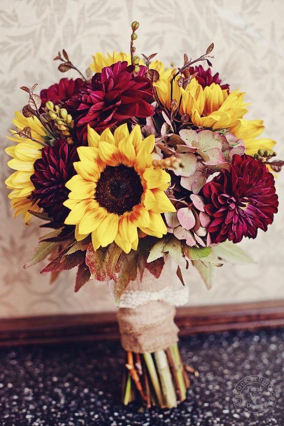 Fall Weddings, Fall Wedding Flowers, Flowers for Fall Weddings, DIY Wedding, Wedding Ideas, DIY Wedding Ideas, Fall Wedding Hacks