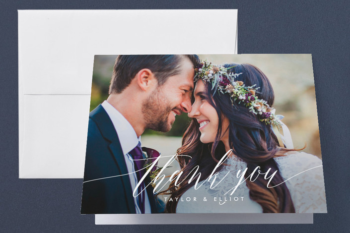 Thank You Notes | How to Word Thank You Notes | Wedding Thank You Notes | Wedding | Wedding Planning | Wedding Guests