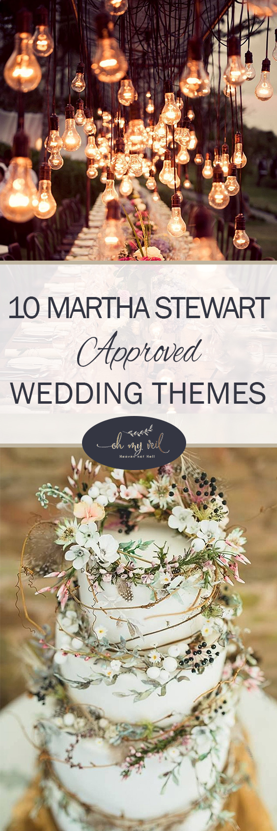 10 Martha Stewart Approved Wedding Themes| Martha Stewart Weddings, Wedding Themes, Wedding Hacks, Martha Stewart Wedding Themes. #WeddingThemes #MarthaStewartWeddings #MarthaStewart