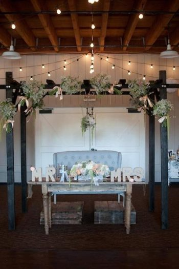 DIY Ideas for Your Head Table | Head Table Tips and Tricks, DIY Head Table, Wedding, Wedding Planning, Wedding Planning Tips and Tricks, Wedding Reception, DIY Wedding Reception