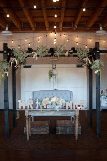 DIY Ideas for Your Head Table | Head Table Tips and Tricks, DIY Head Table, Wedding, Wedding Planning, Wedding Planning Tips and Tricks, Wedding Reception, DIY Wedding Reception