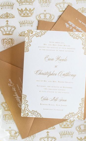 Here's How You Should Address Your Wedding Invitations  Wedding Invitation, Wedding Invitation, Wedding Invites, Wedding Hacks, How to Address Wedding Invitations, Easily Address Wedding Invitations, Wedding Tips and Tricks, Wedding Planning, DIY Wedding #WeddingInvitations #DIYWedding