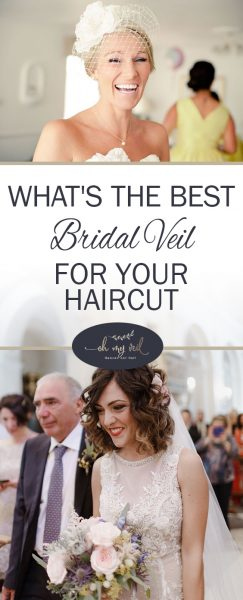 What's The Best Bridal Veil for Your Haircut?| Bridal Veil, Bridal Veil Ideas,  Bridal Veil DIY, Bridal Veil DIY Projects, Wedding DIY