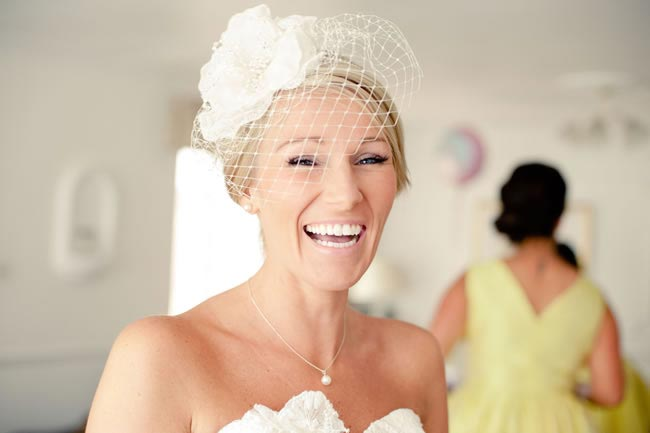 What's The Best Bridal Veil for Your Haircut?  Bridal Veil, Bridal Veil Ideas, Bridal Veil DIY, Bridal Veil DIY Projects, Wedding DIY