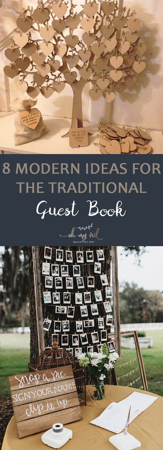 8 Modern Ideas for the Traditional Guest Book| Guest Book Ideas, Guest Book Alternatives, Guest Book Ideas for the Wedding, Wedding Ideas, Easy Wedding Ideas, DIY Wedding