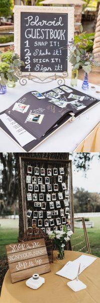 8 Modern Ideas for the Traditional Guest Book| Guest Book Ideas, Guest Book Alternatives, Guest Book Ideas for the Wedding, Wedding Ideas, Easy Wedding Ideas, DIY Wedding