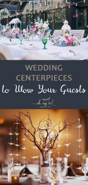 Wedding Centerpieces | Wedding Planner | Centerpieces | Wedding Decorations | DIY Wedding Centerpieces