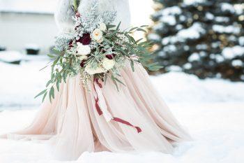 Winter Wedding Color Combinations | DIY Winter Wedding | How to Plan a Winter Wedding | Winter Wedding Colors | Winter Weddings