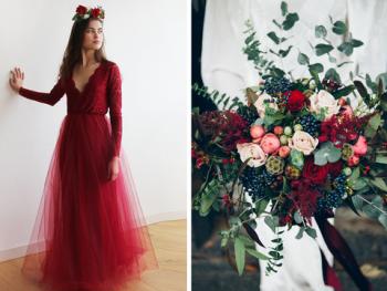 "Winter Wedding Dresses That Look ""HOT""   Winter Wedding Dresses   Winter Wedding Ideas   Winter Wedding Dress Ideas   Winter Weddings   Weddings"