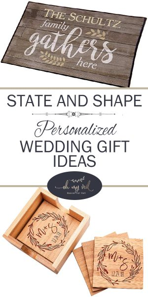 Wedding Gift Ideas | Personalized Wedding Gift Ideas | Personalized Wedding Gifts | DIY Wedding Gift Ideas | Wedding Gifts | Wedding Presents | Personalized Wedding Presents