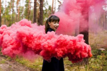 Smoke Bomb | Smoke Bomb Photography | Smoke Bomb Photography Ideas | Smoke Bomb Photography Tips and Tricks | Wedding Photography | Wedding Photography Ideas | Wedding | Wedding Planning