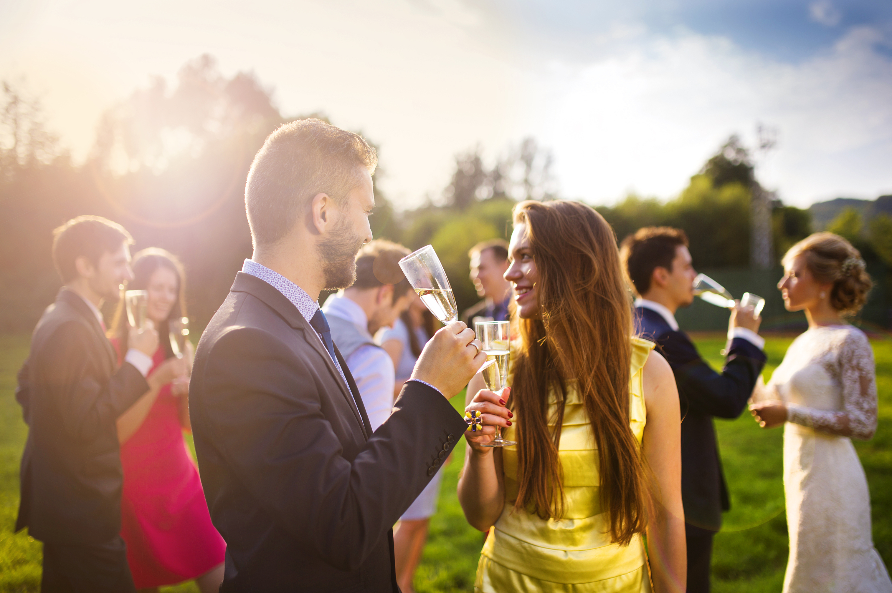summer wedding | summer wedding reception | summer wedding reception tips | summer wedding tips | outdoor wedding | wedding tips