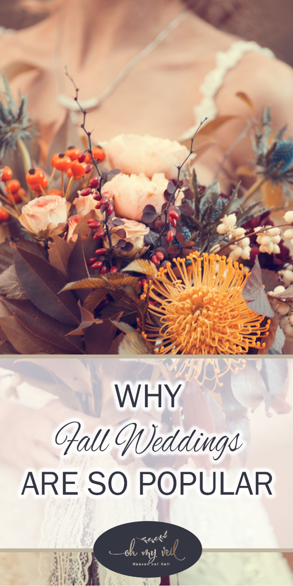 fall weddings | fall | wedding | why fall weddings are so popular | getting married in the fall | seasonal planning | seasonal wedding planning
