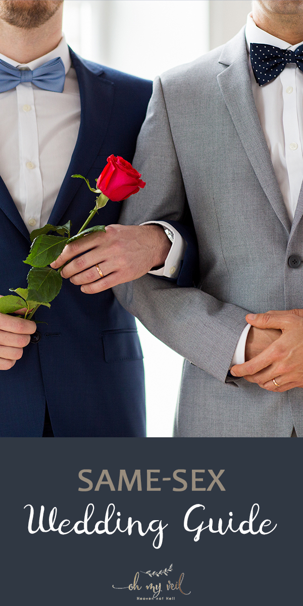 same-sex wedding | same-sex wedding planning | gay weddings | lesbian weddings | wedding | wedding planning