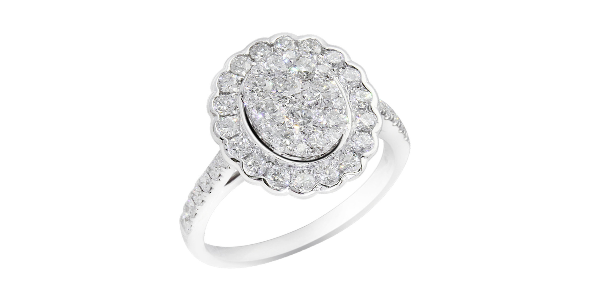 If you want a seamless halo engagement ring, here are some amazing designs