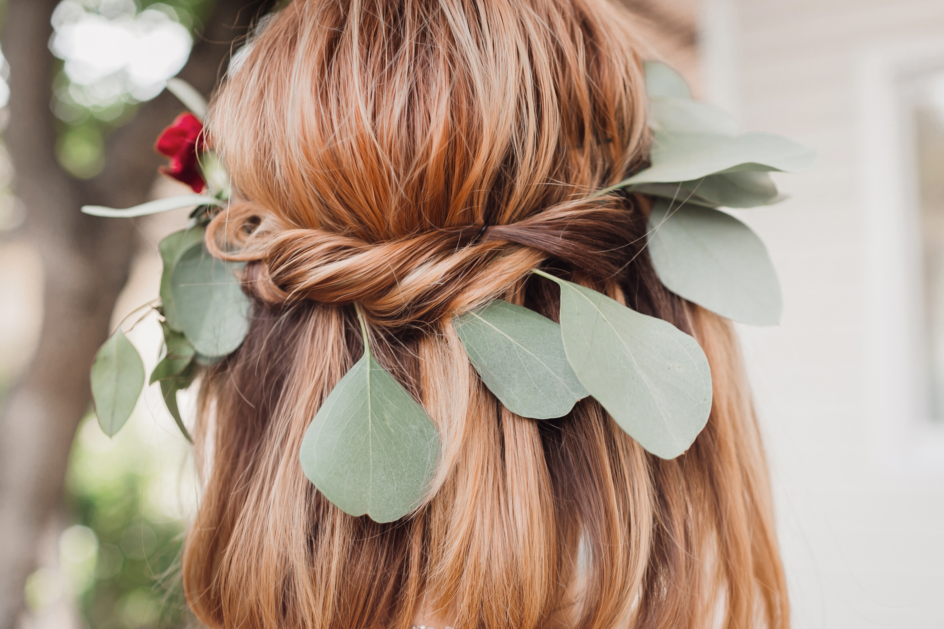 Weather you have long hair or short hair, a classic wedding hairstyle is twists with accessories. It will wow all of your guests and your new spouse.