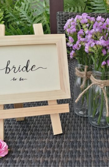 If you are planning a bridal shower during Spring, you'll want to know these Spring bridal shower themes. You will have the best bridal shower ever!