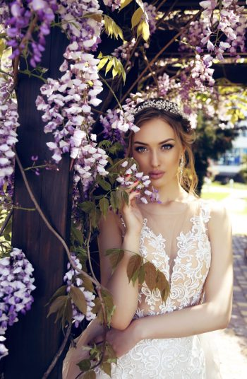 If you love Wisteria, you need to check out these wonderful Wisteria wedding ideas! We can even help you find Wisteria wedding dress colors to help fit the theme.