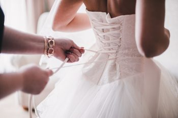 It can be a major bummer when a bride wants to purchase a grand wedding dress but doesn't quite have room for it in the budget. Instead of buying a brand new dress, did you know that you can purchase used ones? Check out these amazing ways to transform thrifted wedding dresses.You'll be amazed at what you can DIY.