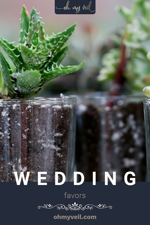 Leave your guests highly impressed with any one of these wedding favors. You know, a favor that they actually want to take home. Some are DIY favors, and others are more suited for seasonal ideas. Keep reading for more favor ideas. Make your guests leave with a special gift. #weddingfavors #ohmyveilblog #DIYweddingfavors