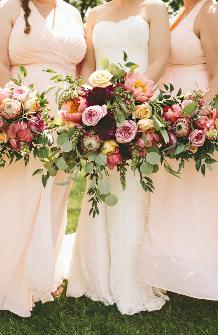 If you ask me, being a bridesmaid can be more fun than being an actual bride! It's so much fun to spend the happiest day of your life with your best friends. However, it can be hard to think of bridesmaid ideas that will please everyone, so that's why I rounded up my very favorites here. You can thank me later.